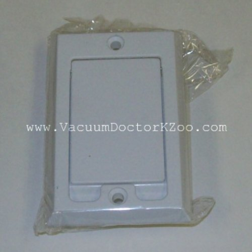 Inlet Valve Square Door White