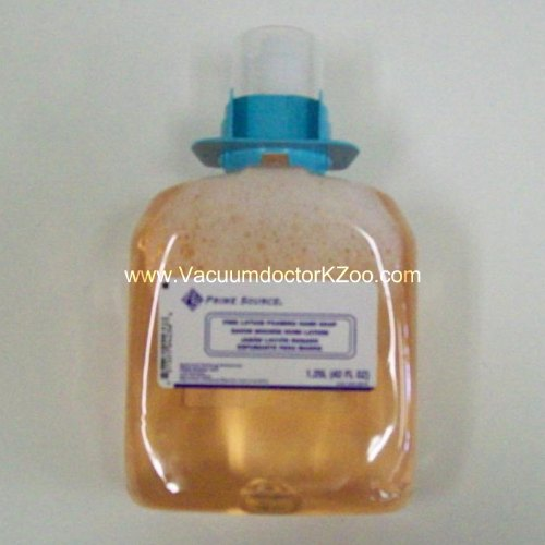 Hand Soap Pink Lotion Foaming 1250ML - each