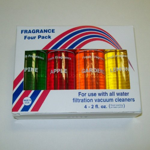 Rainbow Fragrance Kit - 4 pck