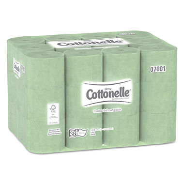 Cottonelle - Two-Ply Coreless Bathroom Tissue (36 ct.)