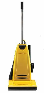 Carpet Pro Vacuum Commercial Upright W/Tools