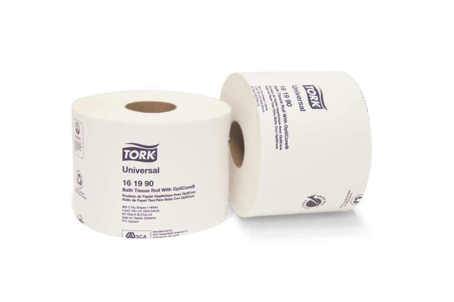 Wausau Eco-Soft Green Seal Roll Toilet Tissue - 36 rolls/Case