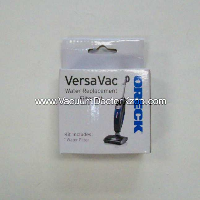 Oreck - VersaVac Water Replacement Filter Kit