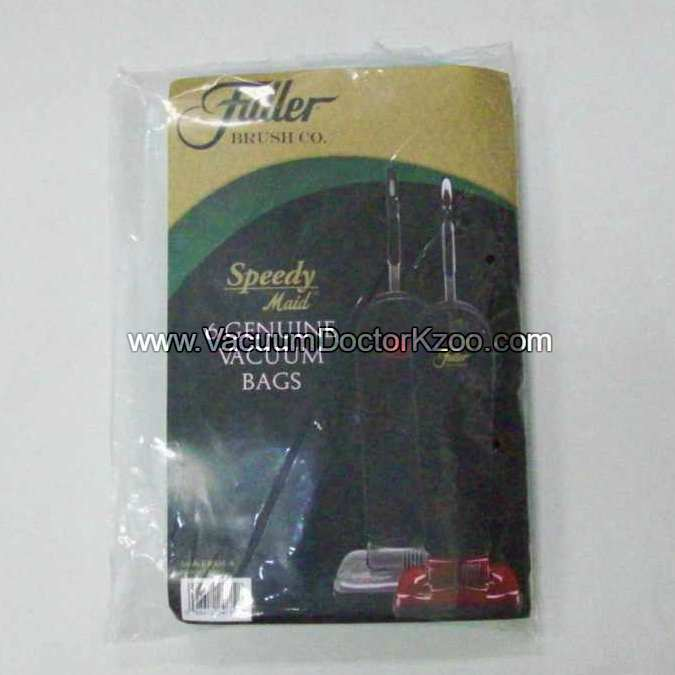 Fuller Brush Bag Speedy Maid 6 pck