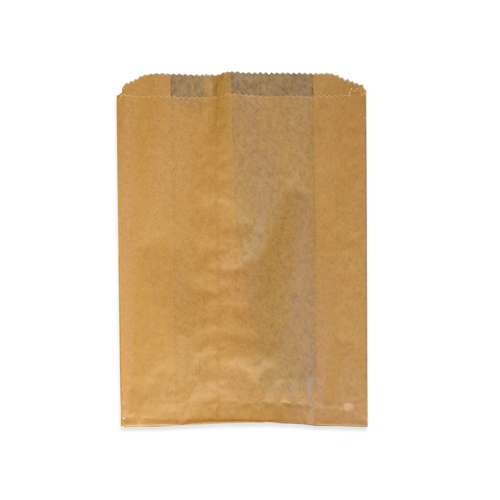Hospeco Waxed Kraft Liners - 250 per Case