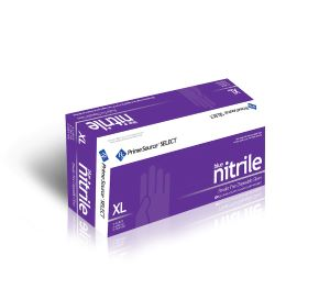 Nitrile glove powder free x-lrg blue 1000/cs