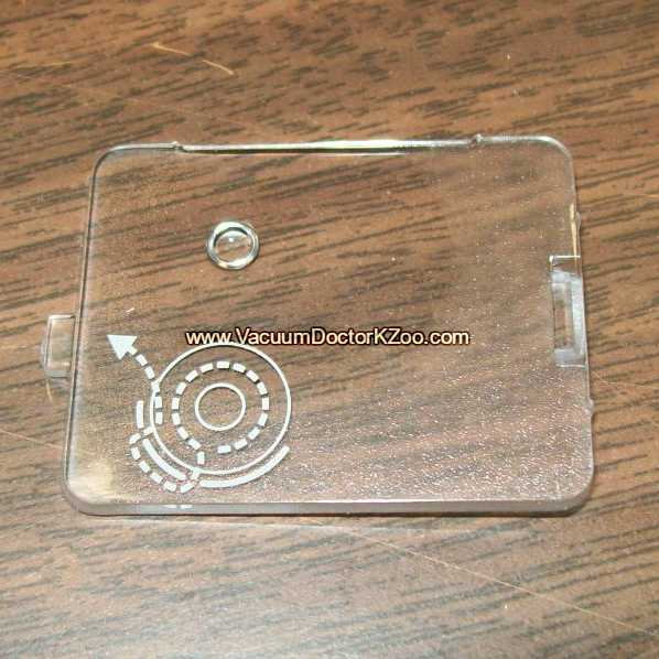 COVER PLATE 4164283-01
