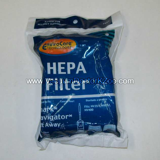 Shark Filter HEPA Navigator Lift Away Bagless