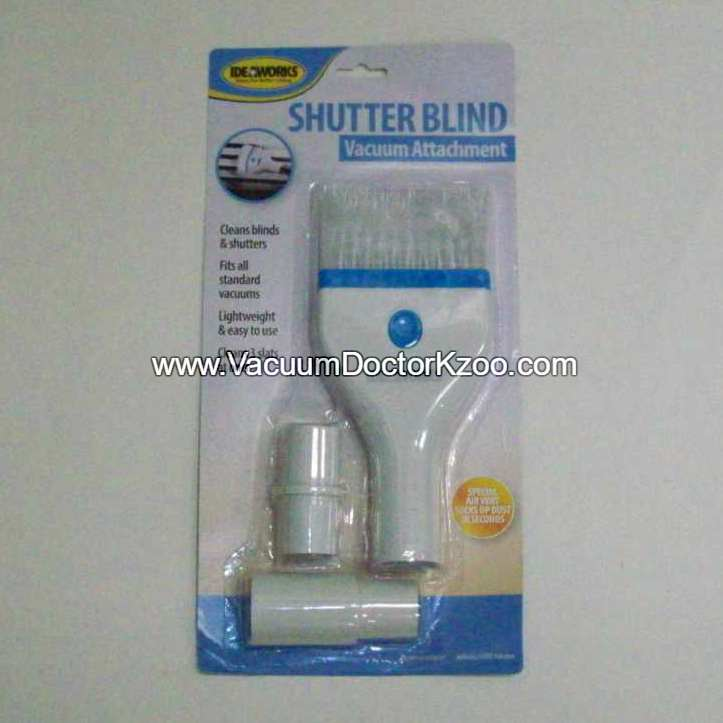 SHUTTER/BLIND VAC ATTACH-FIT ALL,IDEAWORKS,1 1/4''
